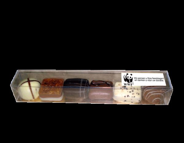 bonbons-in-transparant-doosje-pet