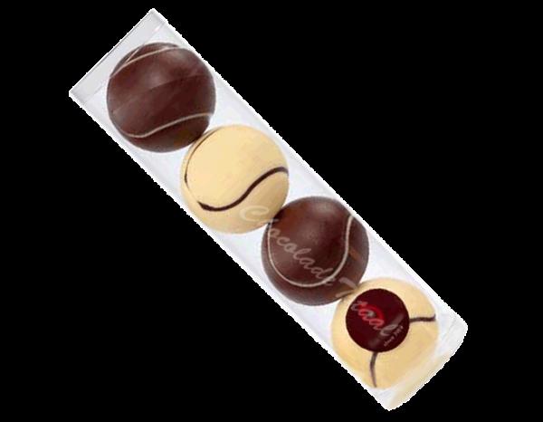 tennisballen-van chocola