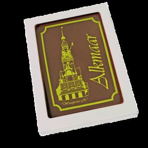 chocoladekaart-met-afbeelding
