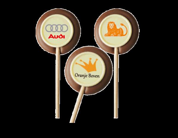 chocolade-logolollie