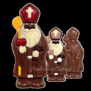 chocolade-sinterklaas-holfiguur