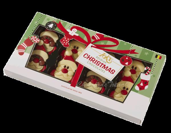leuke-kerstchocolaatjes
