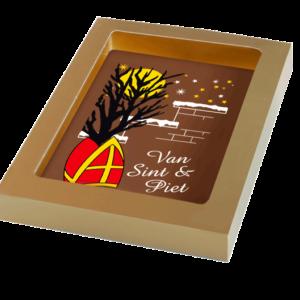 chocolade-kaart-sint