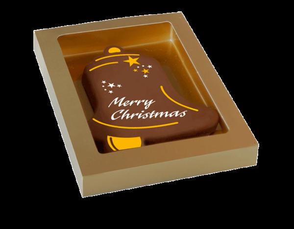 chocolade-kerstklok-kaart