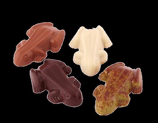 chocolade-kikkers