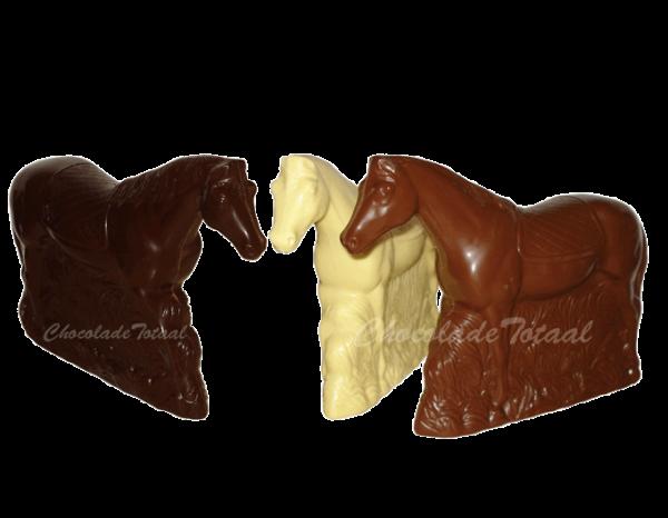 chocolade-paard