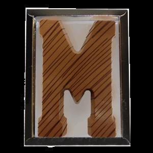 luxe-chocoladeletterdoosje