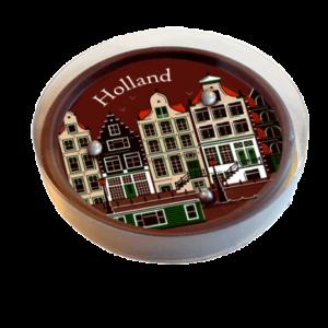 souvenir-chocoladespelletje