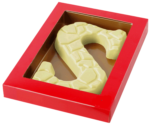 witte-chocoladeletter-175-gram-in-rood-doosje