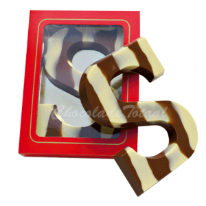 zebra-chocoladeletters