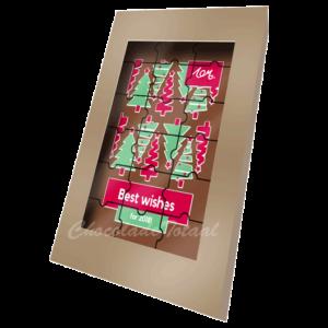 kerstpuzzel-chocolade-eigen-bedrukking