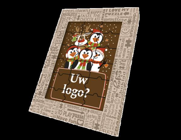 kerstpuzzle-chocolade