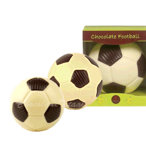chocolade-voetbal