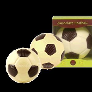 chocolade-voetbal