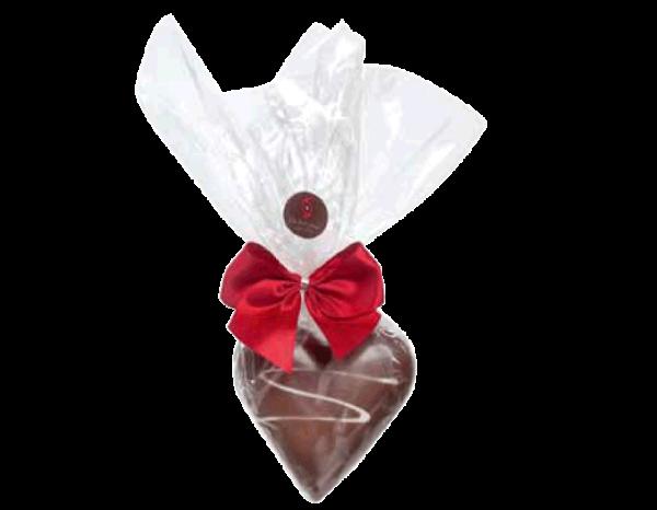 chocoladehart-folie