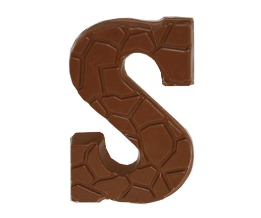 chocoladeletters-melk-175-gram