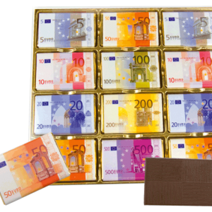 papiergeld-chocolaatjes