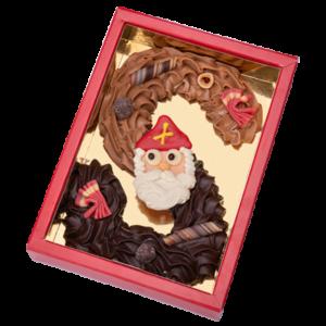 twee-kleuren-chocoladeletters