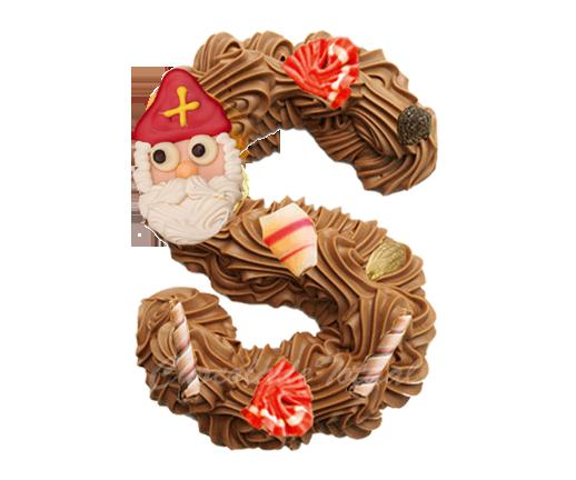 gespoten-chocoladeletters